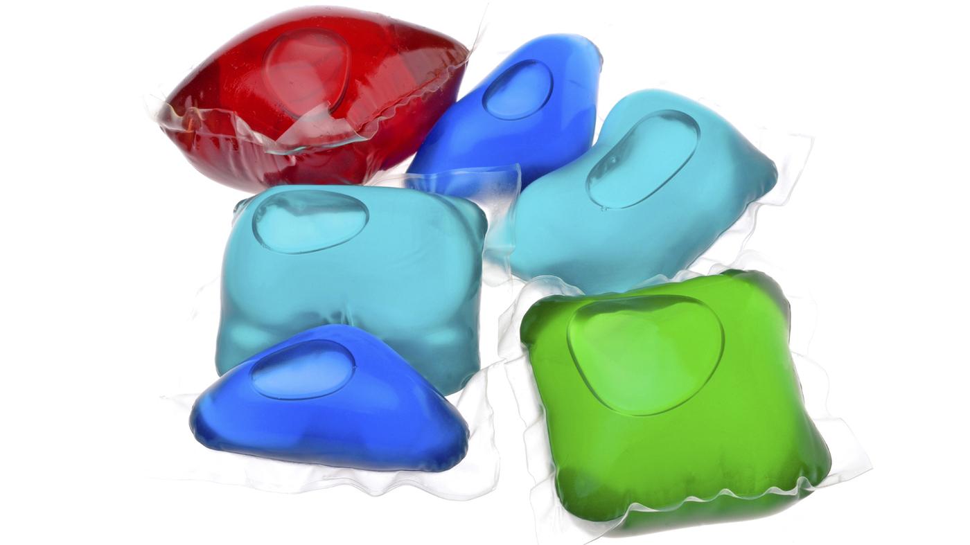 Detergent Pods Can Cause Eye Injuries In Children Shots