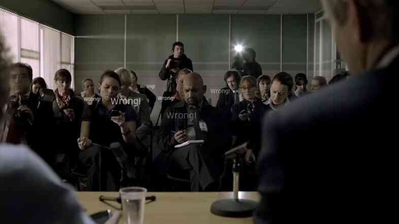 Tony Zhou's essay on the dilemma directors face integrating new technologies references this scene from the BBC TV series Sherlock, in which text messages are depicted on screen.