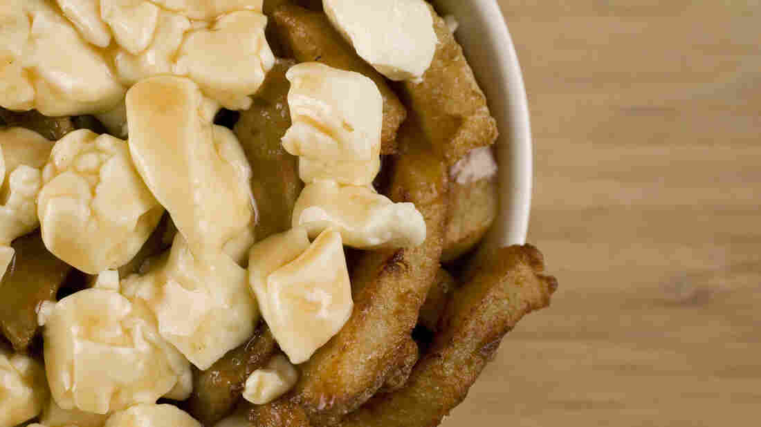 Gail Simmons and Ophira Eisenberg can agree on one thing: poutine is best eaten at three in the morning.