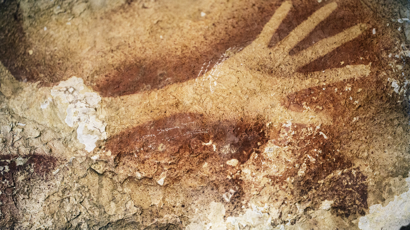 Indonesian Cave Paintings As Old As Europe's Ancient Art