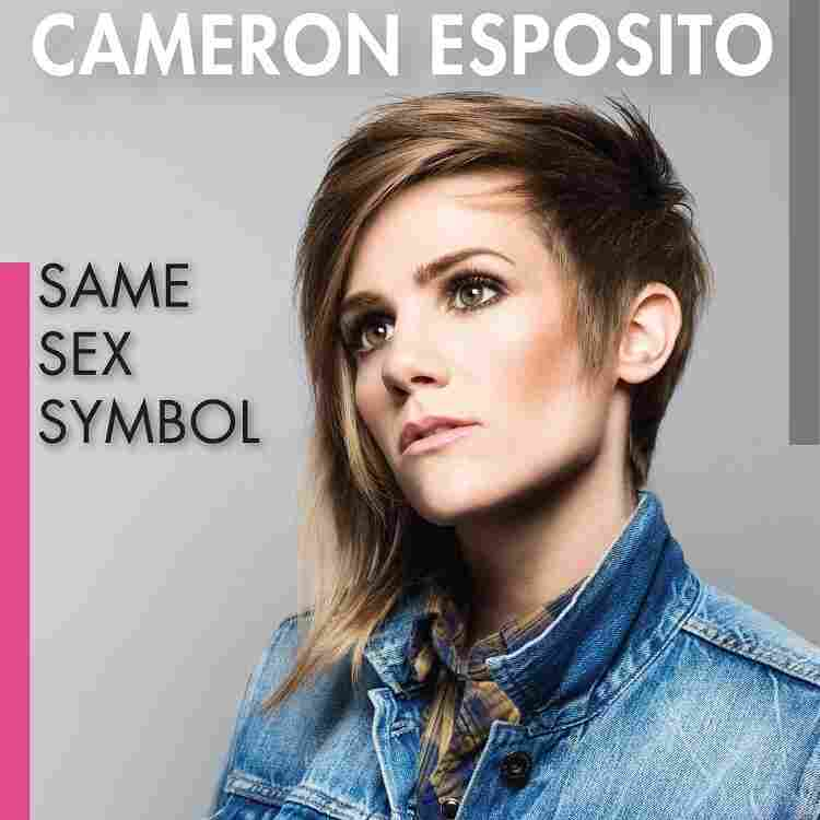 The cover of Cameron Esposito's Same Sex Symbol.