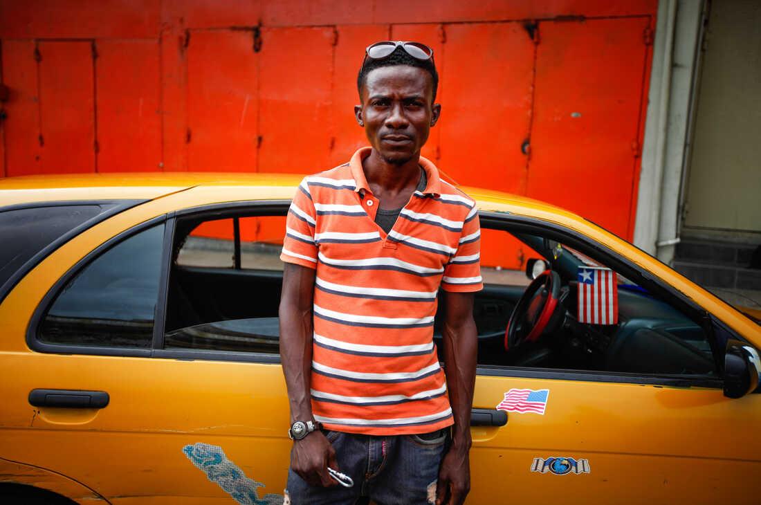 Enoch Herring, 31, cab driver