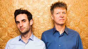 Nels Cline and Julian Lage's new collaborative album is called Room.
