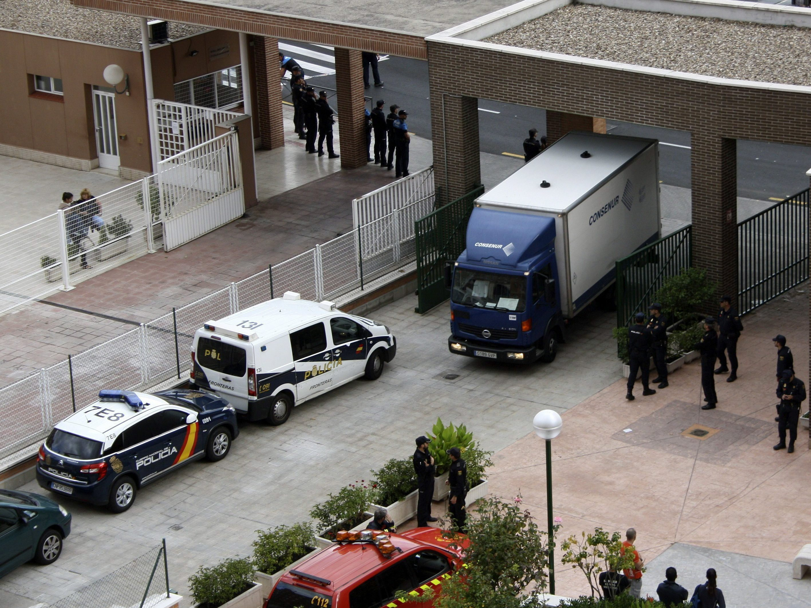 Hospital: Condition Of Spanish Nurse With Ebola Is Deteriorating