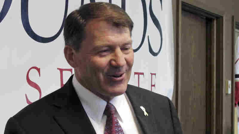 Former South Dakota GOP Gov. Mike Rounds is suddenly in a tough battle for an open Senate seat  after Democrats and the Mayday PAC said they will spend $1 million each to defeat him.