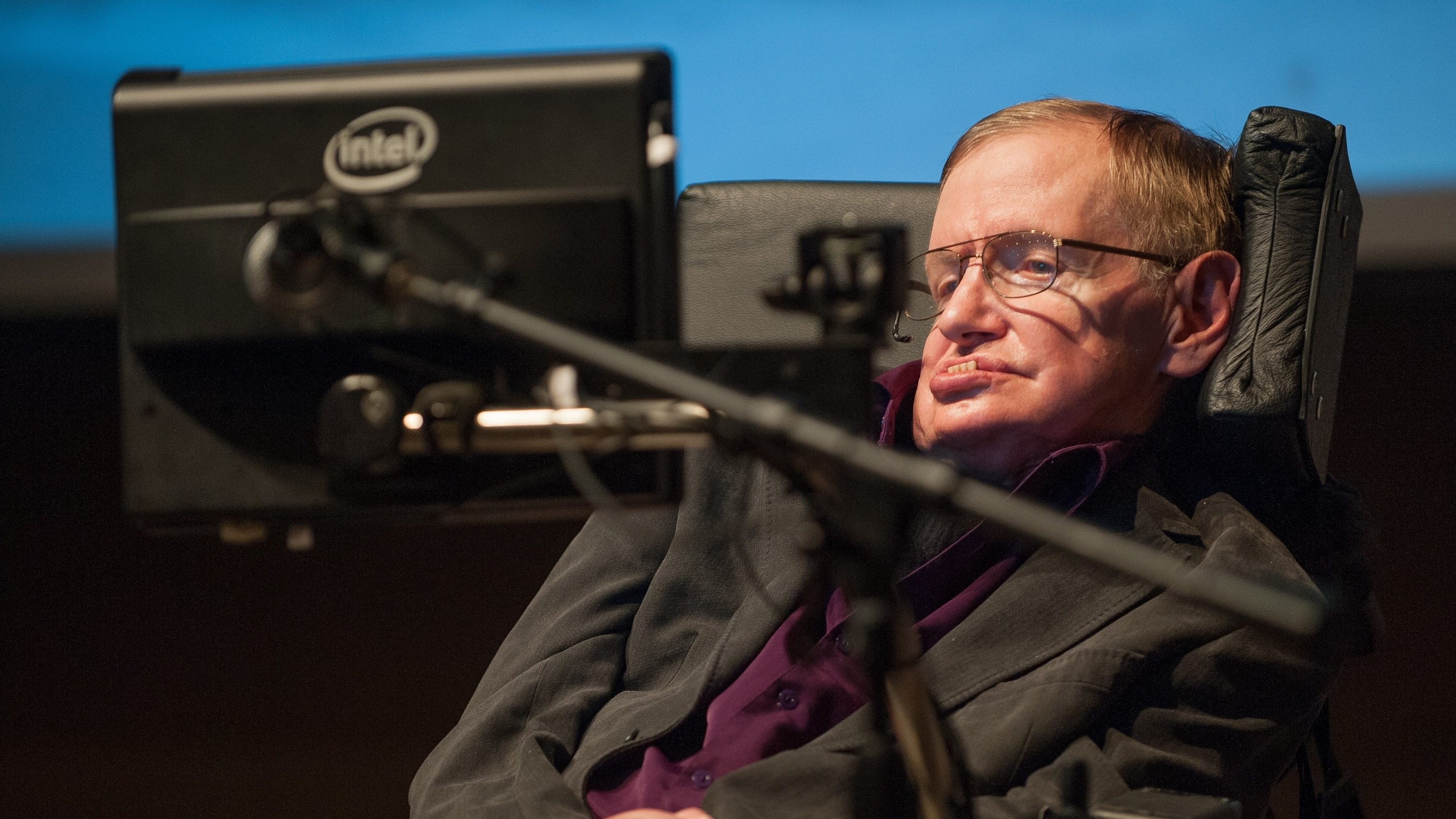 Stephen Hawking Has A Guest Vocal On Pink Floyd's New Album