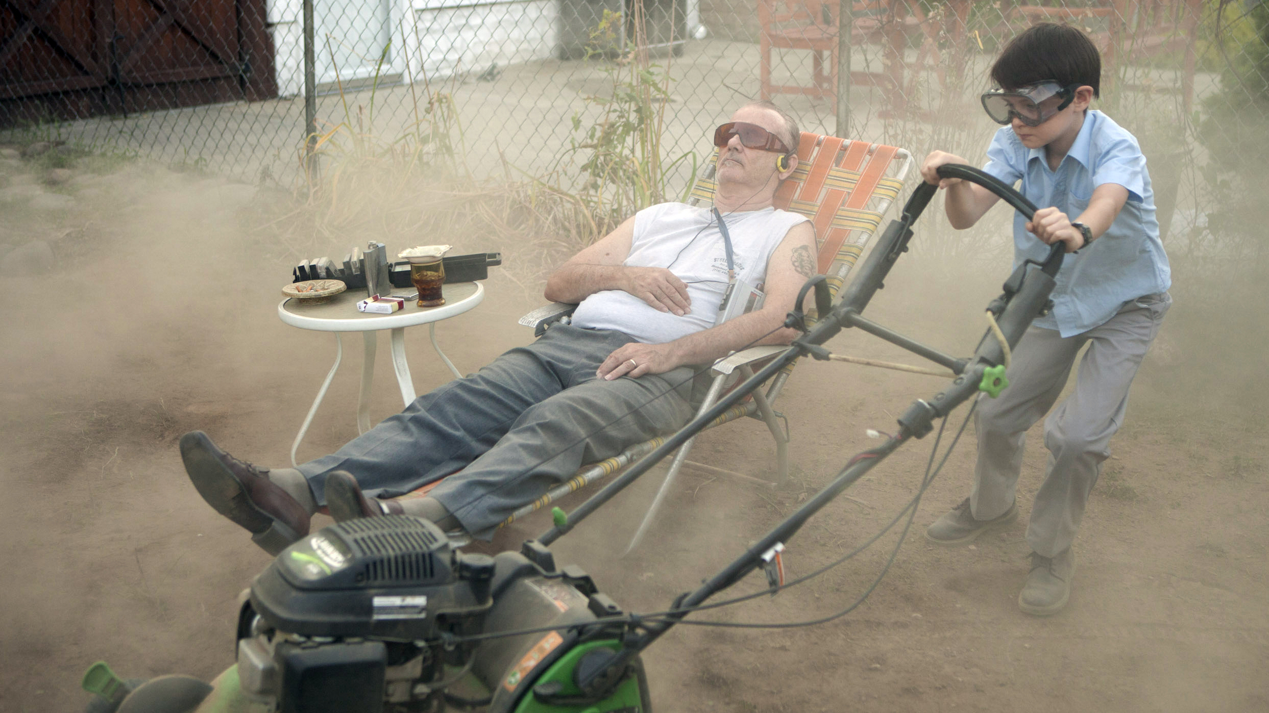Bill Murray Doesn't Do Much, But He Does It So Well In 'St. Vincent'