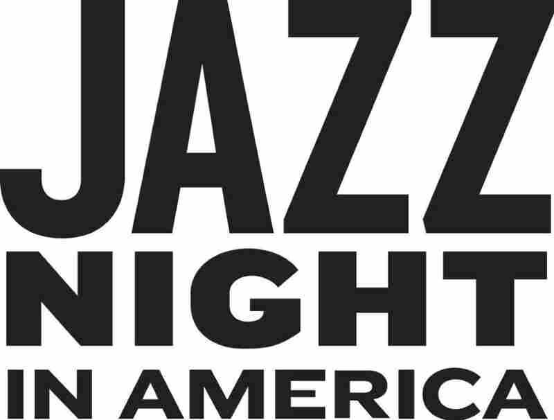 'Jazz Night in America' logo.