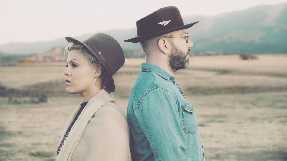 You+Me is the duo of Alecia Moore, better known as Pink, and Dallas Greene, who performs as City and Colour <em></em>