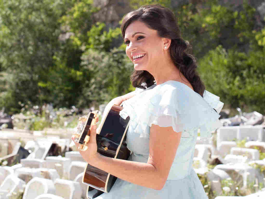 Angaleena Presley's solo debut is called American Middle Class.