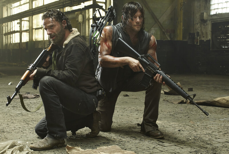 AMC's 'The Walking Dead' Is A Hit Show With Two Meanings : NPR
