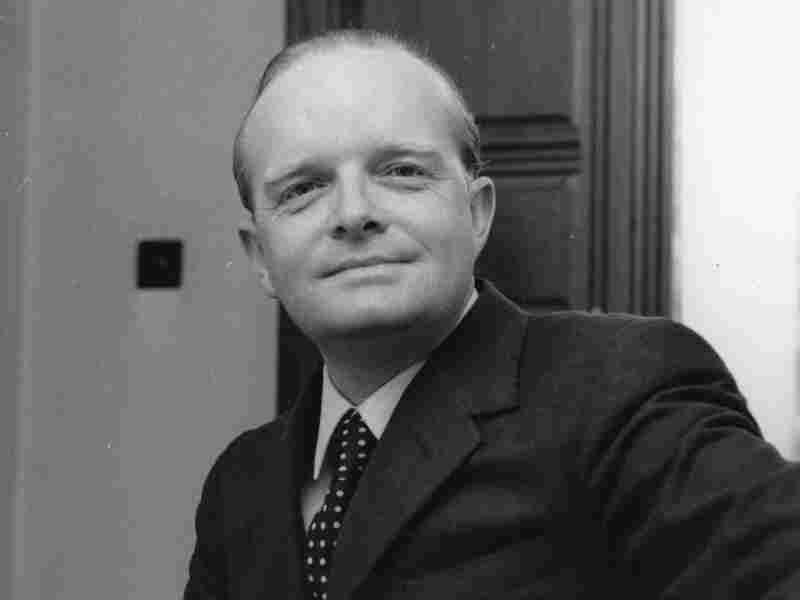 American author Truman Capote.