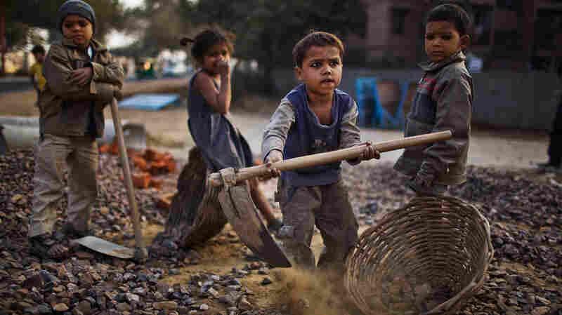 Nobel Laureate Kailash Satyarthi Aims To Eliminate Child Labor