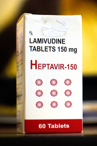 The centerpiece drug of Logan's regimen is lamivudine, an antiviral drug originally developed for hepatitis B and available over the counter in Liberia.