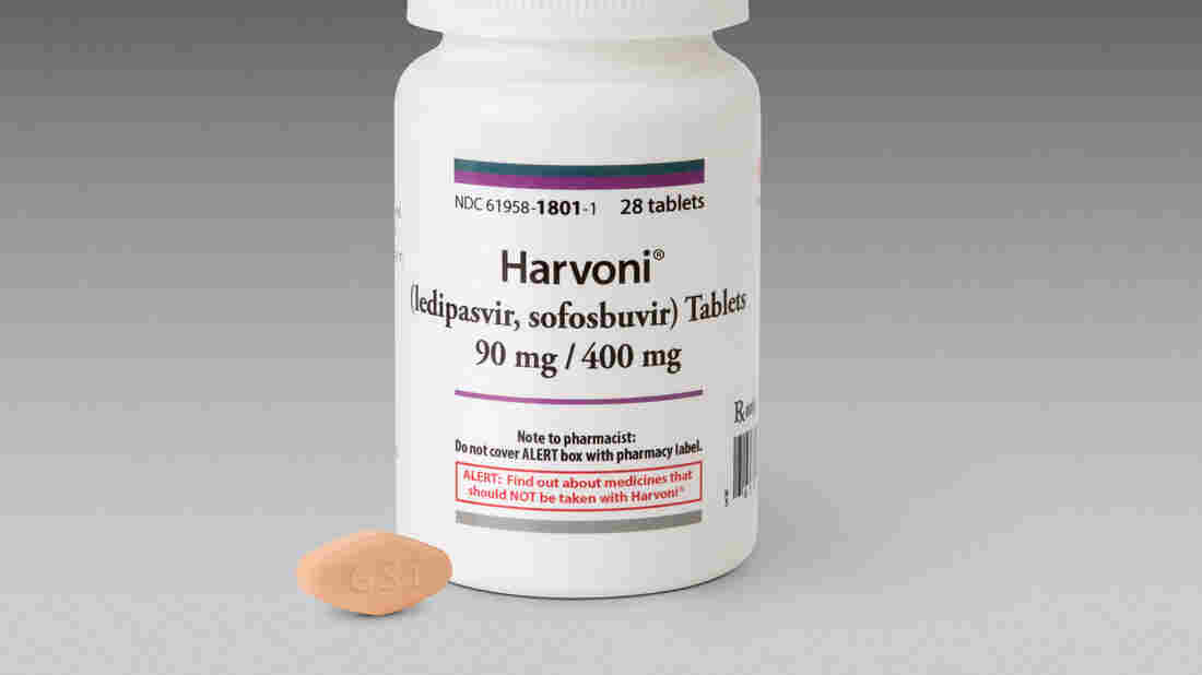 New Hepatitis C Pill Promises Faster Treatment At A