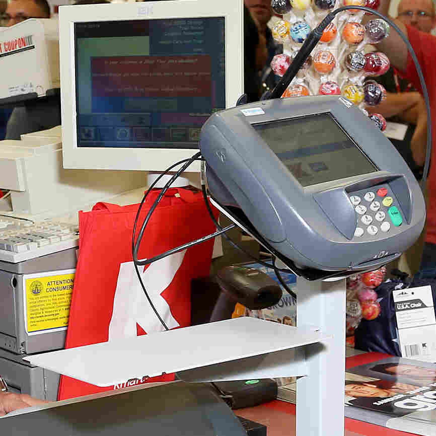 Kmart says it has removed malware that had infected its checkout registers in stores. The company believes the malware may have been in place for about a month before it was detected.