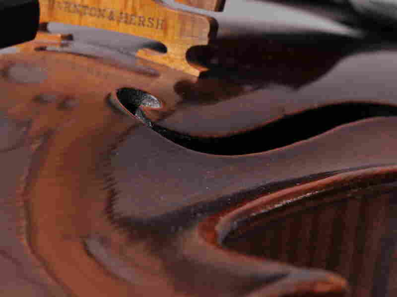 The Lipinski Stradivarius is worth between $5 million and $6 million. Only about 650 Strads, made by master luthier Antonio Stradivari, survive today.
