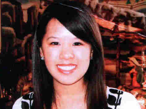 Nina Pham, 26, who became the first person to contract the disease within the United States.