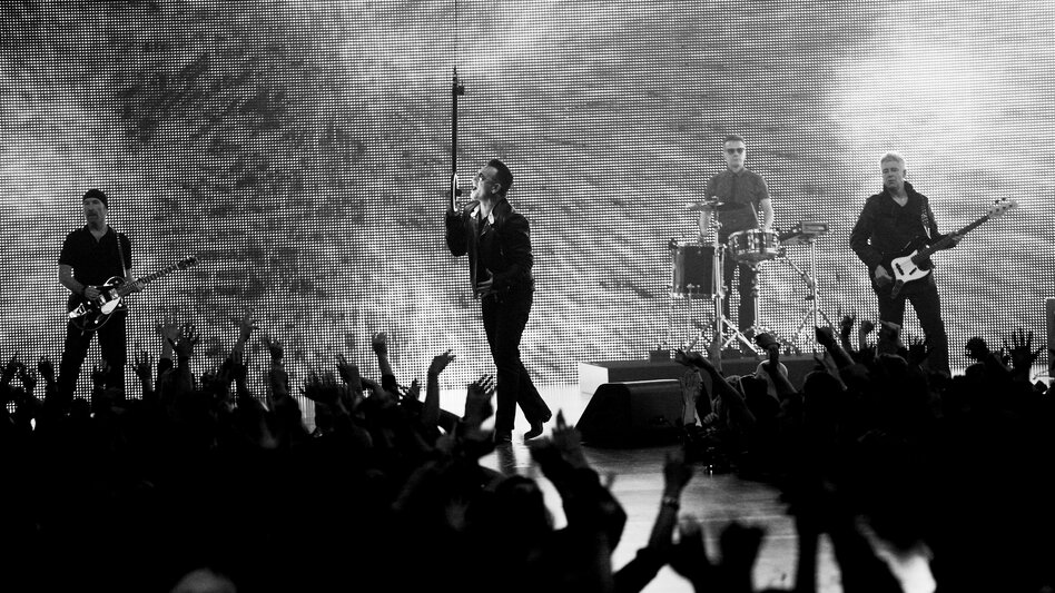 U2. (Courtesy of the artist)