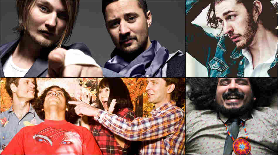 On <em>All Songs </em>this week: buzzy Canadian rock, lush Latin pop, dreamy Norwegian dance music and more.