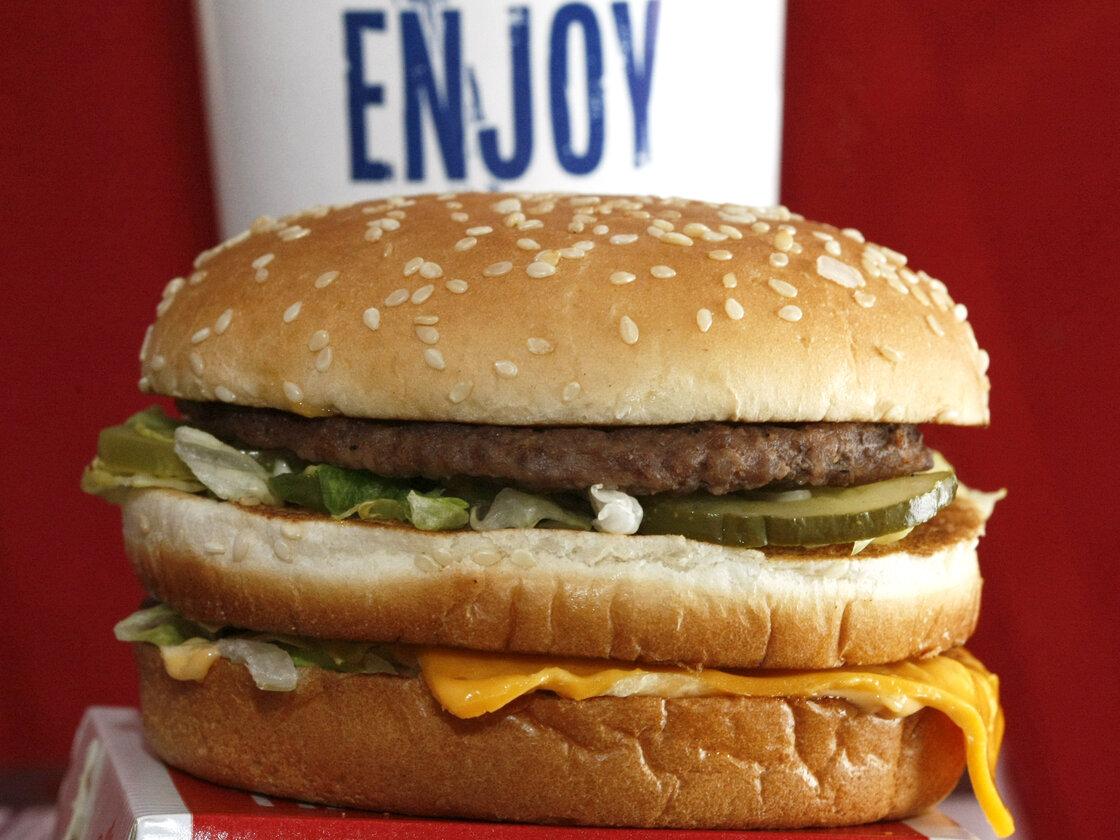 Чем кормит McDonalds