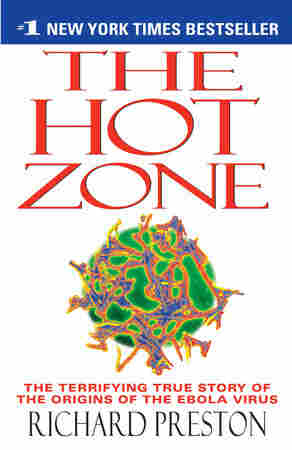 The cover of The Hot Zone.