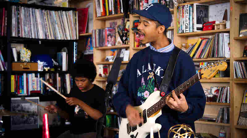 The Bots: Tiny Desk Concert