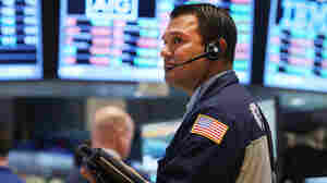 Turmoil Continues In Financial Markets As Dow Plunges