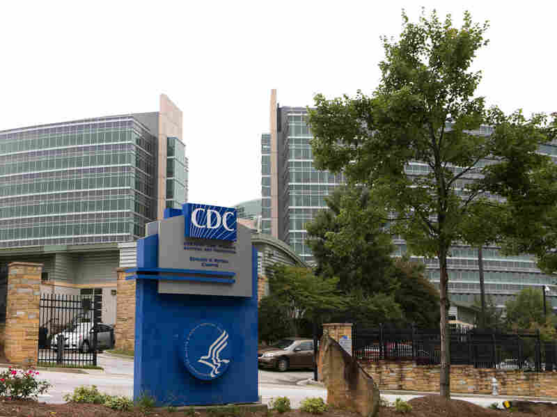 Exterior of the Center for Disease Control (CDC) headquarters is seen on Oct. 13, 2014 in Atlanta, Georgia.