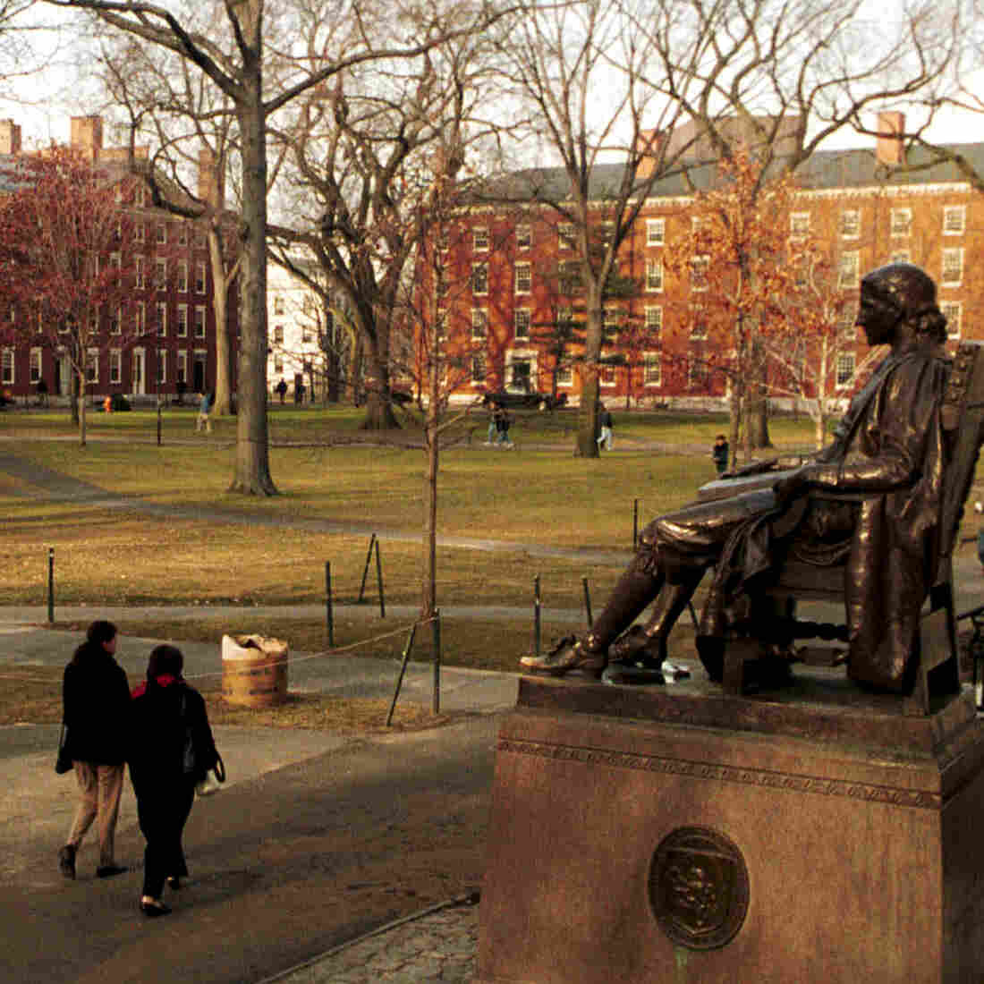 Harvard Law Professors Say New Sexual Assault Policy Is One-Sided