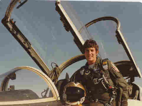 Wendy Rogers was one of the Air Force's first 100 female pilots. Now she's part of the biggest class of female veterans running for Congress.