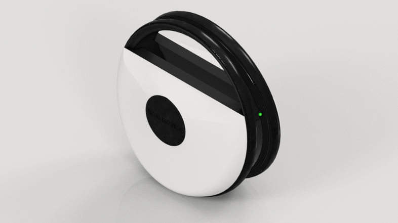 Jr., a consumer robot in development, could soon be an extra set of eyes and ears in your home.
