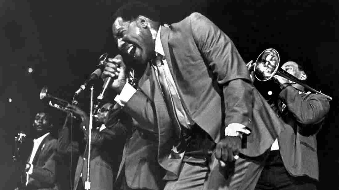 """Otis Redding in 1967. Redding was also known as """"The Mad Man From Macon."""""""