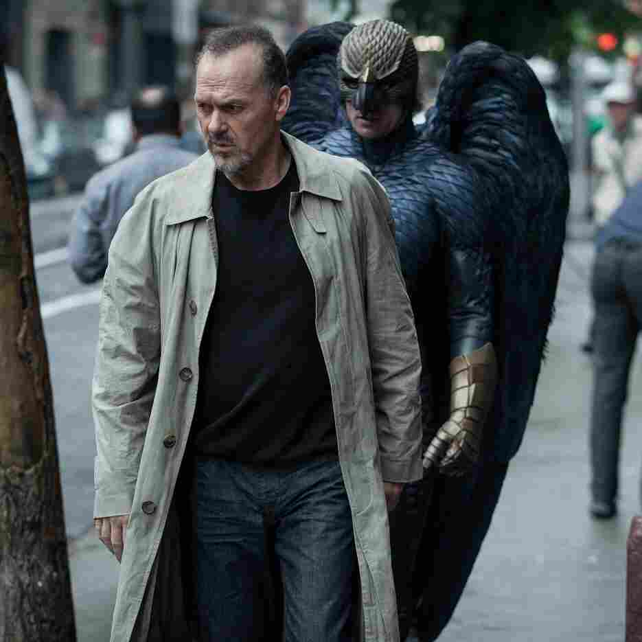 'Birdman' Tracks A Comeback In (Seemingly) One Long Take