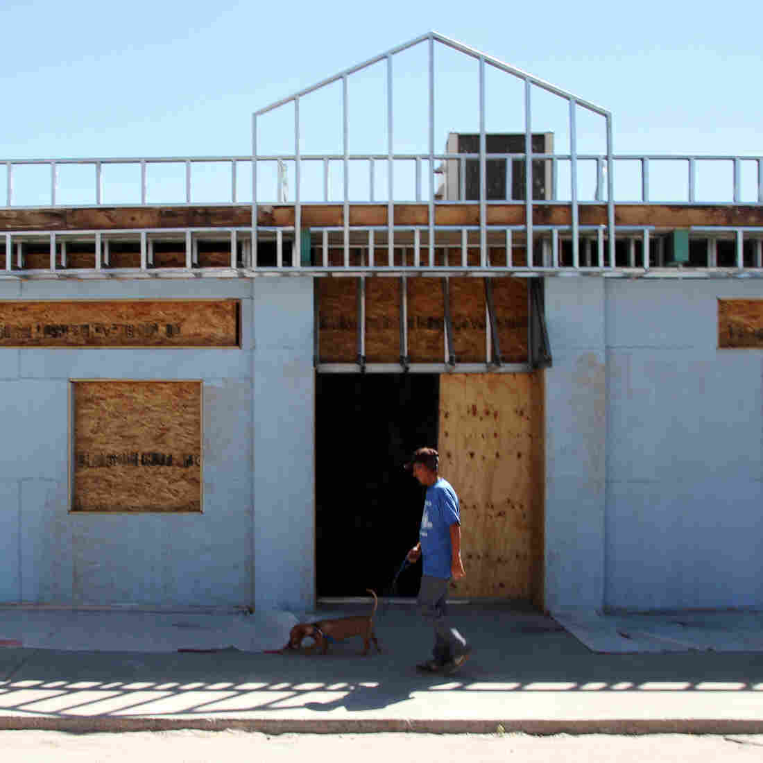 Despite Legal Reprieve On Abortion, Some Texas Clinics Remain Closed