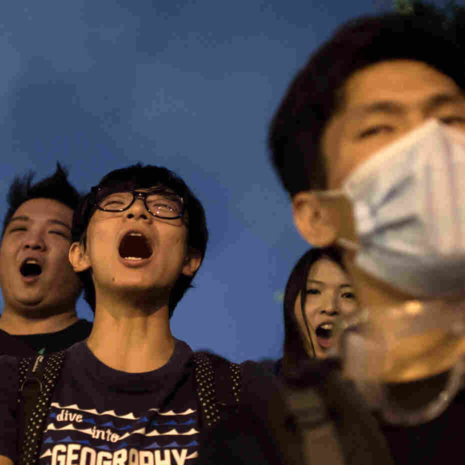 Free Speech In Hong Kong, Then And Now