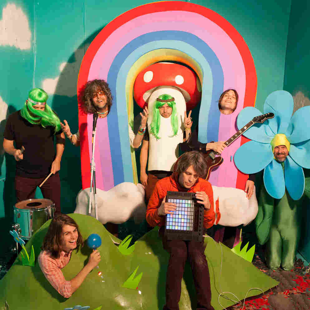First Listen: The Flaming Lips, 'With A Little Help From My Fwends'