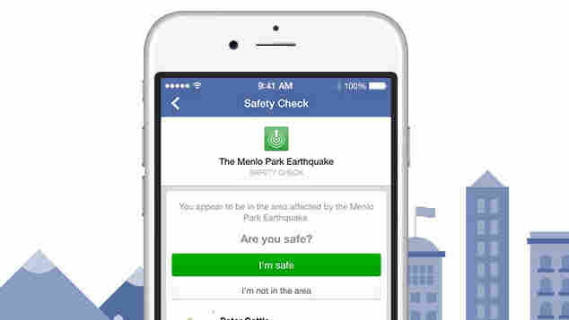 When Disaster Strikes, Facebook Lets Friends Know You're OK