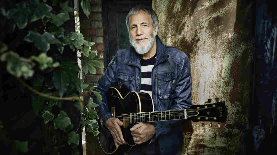 Yusuf's (formerly known as Cat Stevens) new album, Tell 'Em I'm Gone, comes out Oct. 27.