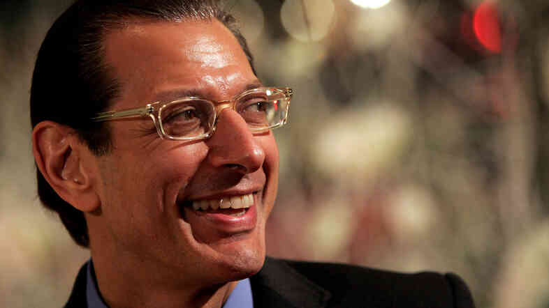 Jeff Goldblum attends the premiere of The Walker during the 57th Berlin International Film Festival in February 2007 in Berlin, Germany.