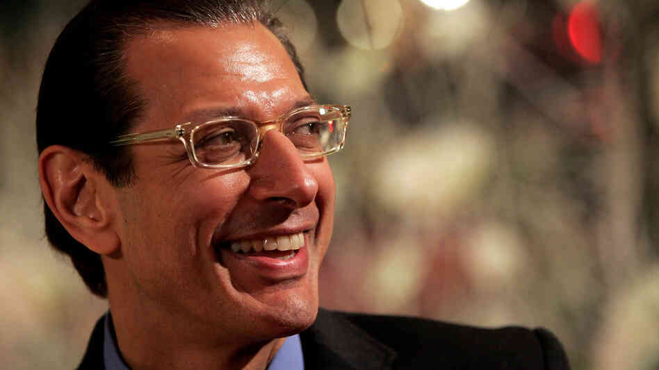Jeff Goldblum attends the premiere if The Walker during the 57th Berlin International Film Festival in February 2007 in Berlin, Germany.