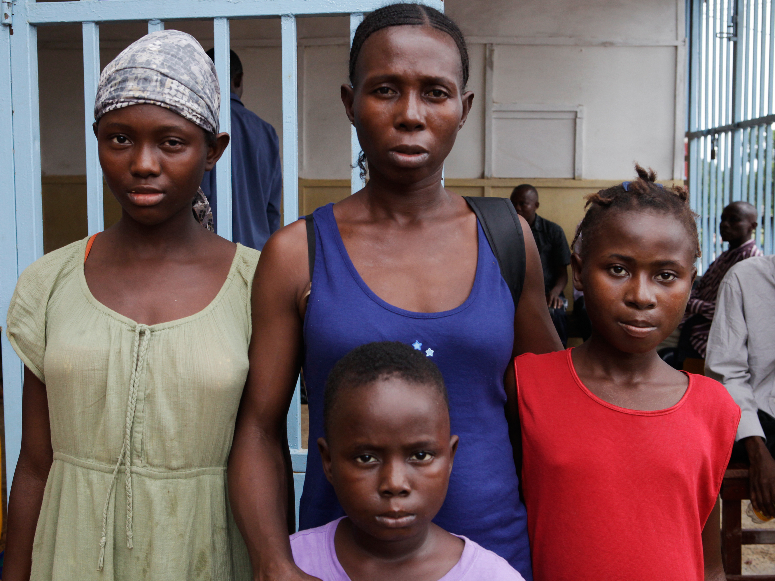 The Ebola Survivors Who Can't Go Home