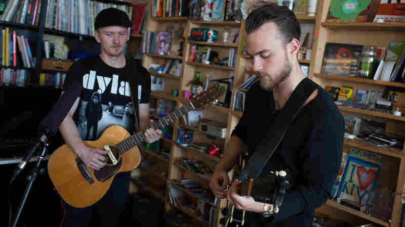 Ásgeir: Tiny Desk Concert