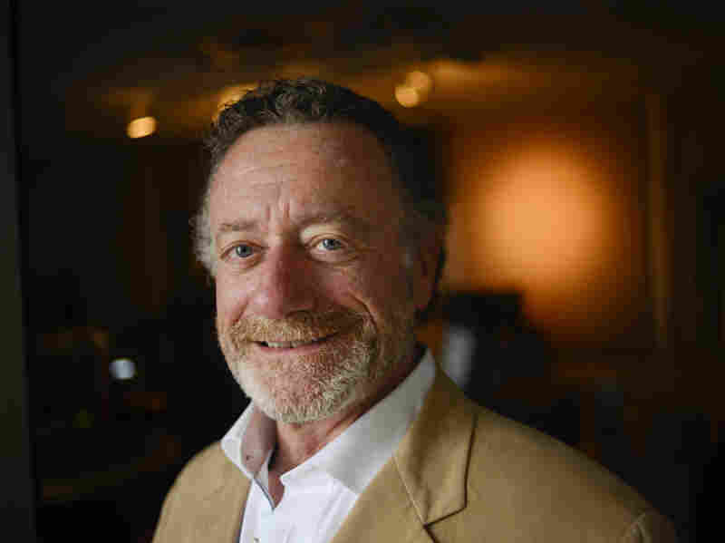 Jarl Mohn, a veteran of radio and television, became NPR's CEO in July.