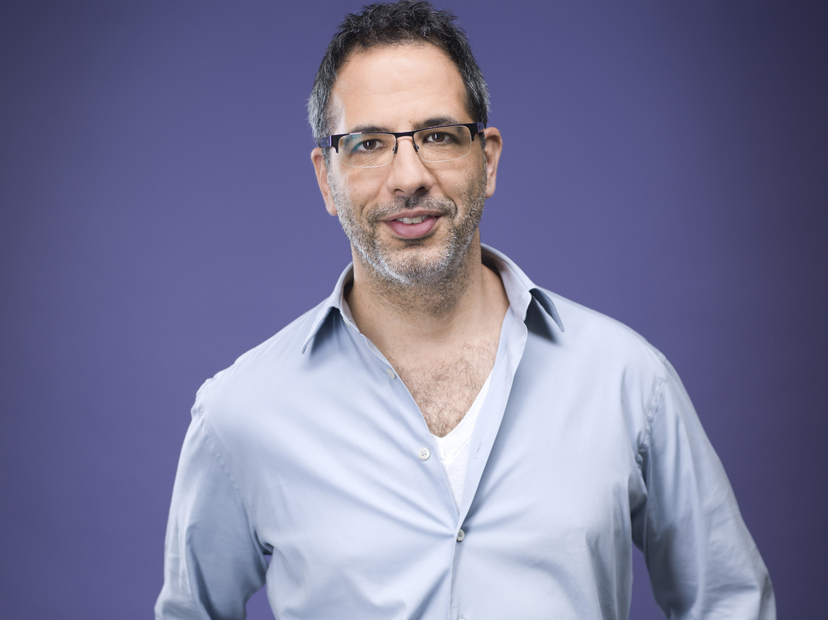 Interview: Yotam Ottolenghi, Chef And Author Of 'Plenty