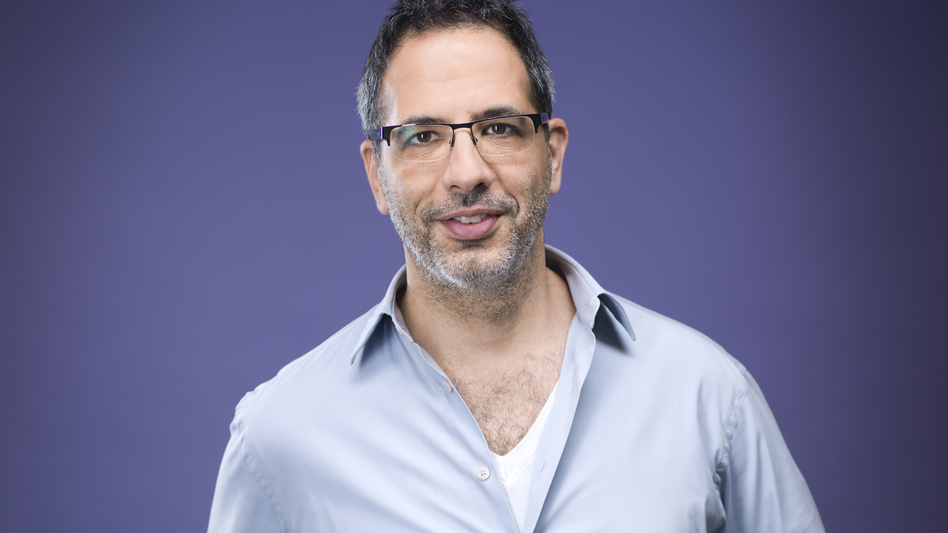 Ottolenghi: Chef Ottolenghi Makes The Case For 'Plenty More
