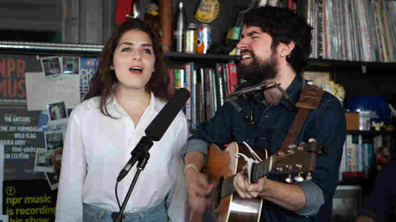 Anthony D'Amato: Tiny Desk Concert