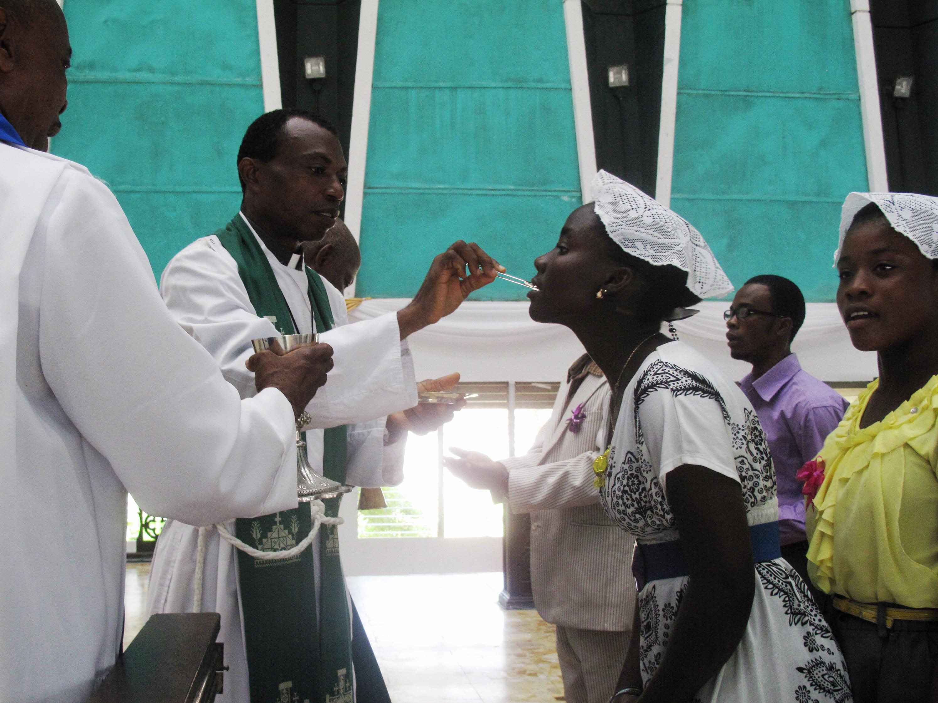 Ebola In Church: A Reverend's Quarantine Spreads The Word