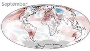 Four months in 2014 have already been the warmest on record.