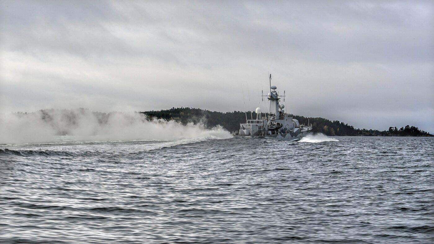 Sweden's Sub Hunt Evokes Cold War Memories